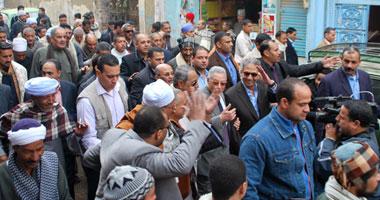 الجولة الانتخابية لعمرو موسى المرشح المحتمل لرئاسة الجمهورية