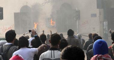 أمين عام المجمع العلمى: تراث مصر القديم أتلف تماماً جراء الحريق