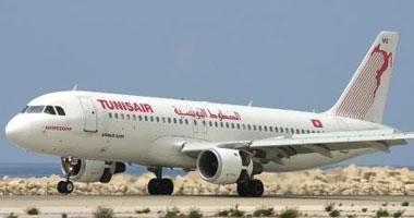 موظفو الطيران المدنى والمطارات فى تونس يضربون عن العمل اليوم