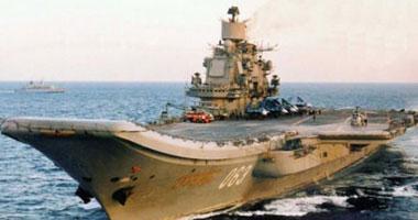 """السفينة الحربية الروسية """"الادميرال فلاديميرسكى"""" تزور ميناء الأدبية بالسويس"""