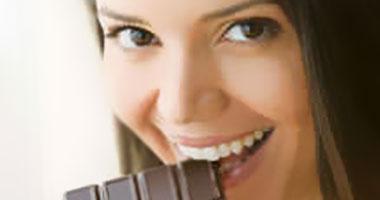 Aprende los daños del exceso de chocolate - el séptimo día.