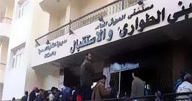 استشهاد أمين شرطة ومجند وإصابة 6 آخرين فى تفجير عبوة ناسفة بالعريش