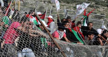مظاهرات فلسطينية – صورة أرشيفية
