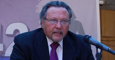 الدكتور محمد الكحلاوى الأمين العام لاتحاد الأثريين العرب