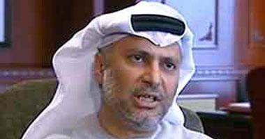 وزير الدولة الإماراتى للشؤون الخارجية ينفى اختراق مواقع قطرية
