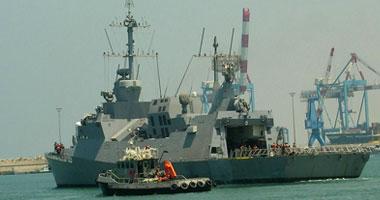 سفن حربية إسرائيلية تعبر القناة للخليج العربى