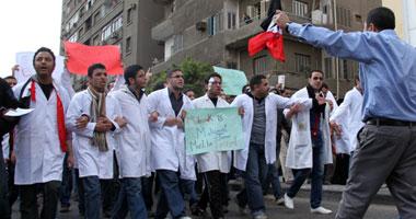اليوم.. التيار الشعبى يشارك بمسيرة الأطباء ويدين تجاهل الدولة لهم