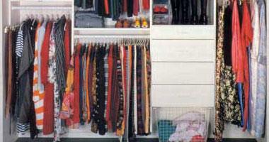 نصائح للحفاظ خزانة ملابسك منظمة