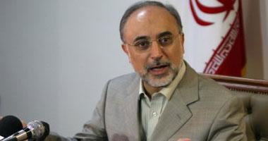 رئيس البرنامج النووى الإيرانى على أكبر صالحى