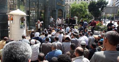 """""""المرصد النقابى"""": 46 احتجاجاً خلال النصف الأول من أبريل"""