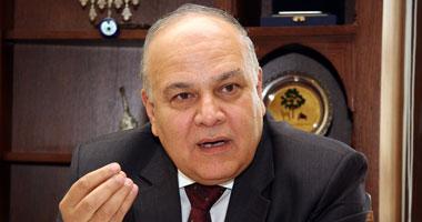 الدكتور عمرو عزت سلامة وزير التعليم العالى