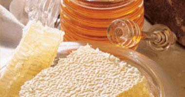 شمع العسل من المواد الطبيعية المفيدة فى علاج الأمراض الجلدية