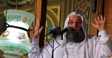 ادانه من الشيخ محمد حسان لحادث التفجير بالاسكندريه Smal3201111152830
