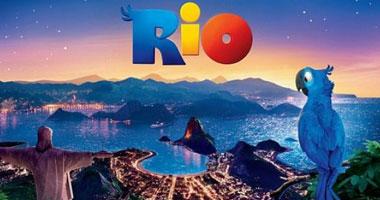"""شركة يونايتد تطرح بوسترات فيلم التحريك الجديد """"ريو"""" Smal320112145751"""