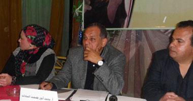 """محمد أنور السادات ينفى تورط مبارك فى اغتيال """"السادات"""" smal3201125144736.jpg"""