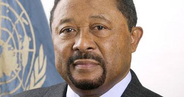 رئيس مفوضية الاتحاد الأفريقى الدكتور جان بينج