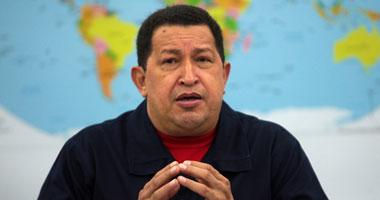 الرئيس الفنزويلى هوجو تشافيز