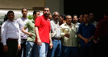 النقابة العامة للغزل والنسيج تقرر مد مدة إضراب عمال طنطا للكتان