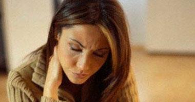 علاج آلام الرقبة بتناول مضادات للتقلص والالتهاب