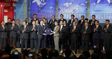 انطلاق فعاليات معرض الصين - آسيان