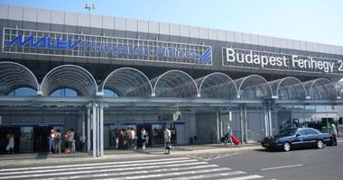 تعليق الرحلات الجوية فى مطار بودابست بعد الكشف عن طائرة من دون طيار