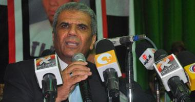 صبحى صالح وكيل اللجنة التشريعية بالبرلمان