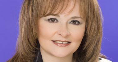 الإعلامية نهال كمال رئيسة التلفزيون المصرى