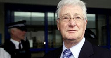 رجل الأعمال البريطانى المتقاعد كريستوفر تابين