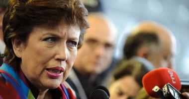 روزالين باشلو وزيرة التضامن الفرنسية