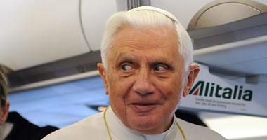 بندكت السادس عشر بابا الفاتيكان