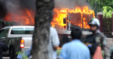 انفجارات فى اليمن