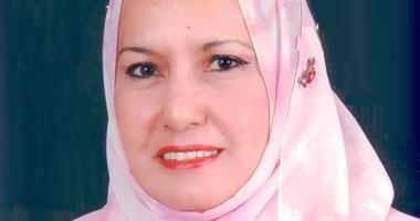 الدكتورة سامية على القاضى أستاذ القلب والأوعية الدموية بمعهد القلب القومى