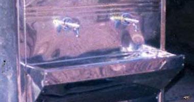 صورة ضبط سائق توك توك سرق سبيل مياه في الدقهلية