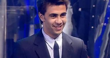أحمد عزت يعود بنسبة 81% من تصويت الجمهور