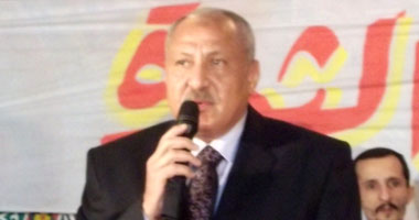 اللواء عصمت رياض مدير أمن دمياط السابق