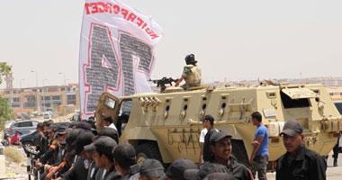 محاكمة المتهمين بمجزرة بورسعيد