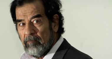 الرئيس العراقى السابق صدام حسين