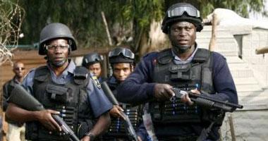 اعتقال 8 أشخاص فى جنوب أفريقيا على خلفية تهم فساد -