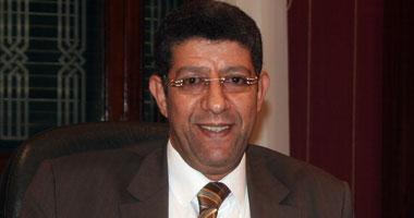 المستشار عبد الله فتحى وكيل أول نادى القضاة