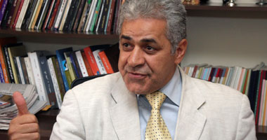 الكاتب الصحفى حمدين صباحى