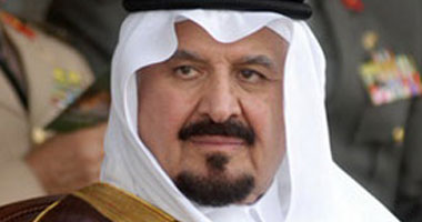 ولى العهد الأمير سلطان بن عبد العزيز