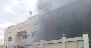 الجيش والشرطة يقبضان على 15 شخصاً يشتبه فى تورطهم بأحداث العريش