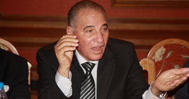 الزند: لن نصدق على قانون يصدر من البرلمان Smal620112711745
