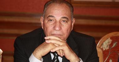 المستشار أحمد الزند رئيس نادى القضاة