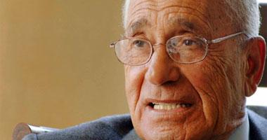الكاتب الكبير محمد حسنين هيكل