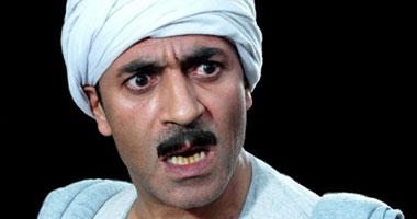صبرى فواز يبدأ تصوير مسلسل كيكا على العالى اليوم السابع