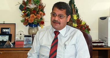 عمرو مصطفى نائب رئيس الهيئة العامة للبترول