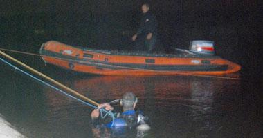قوات الإنقاذ النهرى تمكنت من انتشال جثثهم - صورة ارشيفية