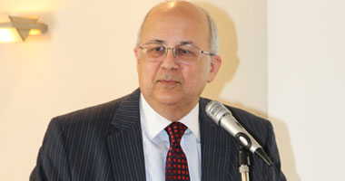 الدكتور إسماعيل سراج الدين مدير مكتبة الإسكندرية