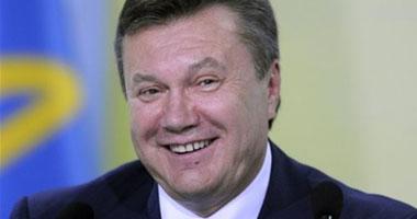 الرئيس فيكتور يانوكوفيتش